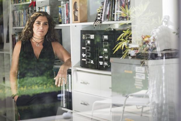 """A cineasta Ana Muylaert, de """"Que Horas Ela Volta?'. Créditos: Eduardo Knapp/Folhapress"""